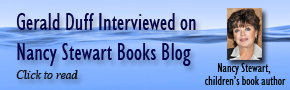 Nancy Stewart Books Blog Inteview