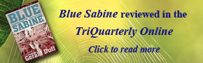 Blue Sabine Reviewed in the TriQuarterly Online