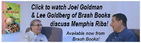 Brash Books Talks Memphis Ribs