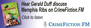 Gerald Duff Interviewed on CrimeFiction.FM